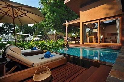 Beach Tropical Villa Resort Thailand Spa Luxury