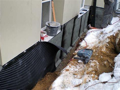 noppenbahn richtig anbringen mauerwerkssanierung einbringen feuchtesperrschichten bauunternehmen ralf diewell
