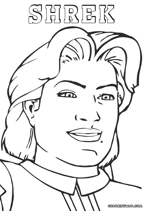 shrek coloring pages shrek coloring pages coloring pages to and print