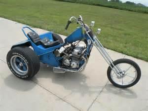70s Harley Chopper Trike