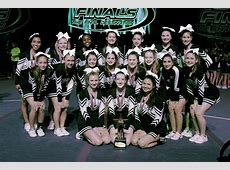 Cheerleaders placed 3rd in US Finals St Mary's