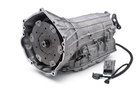 8l90e 8-speed Automatic Transmission Package
