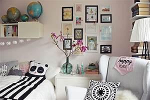 Kleinkind Zimmer Mädchen : teenager m dchen zimmer teen room makeover ~ Michelbontemps.com Haus und Dekorationen