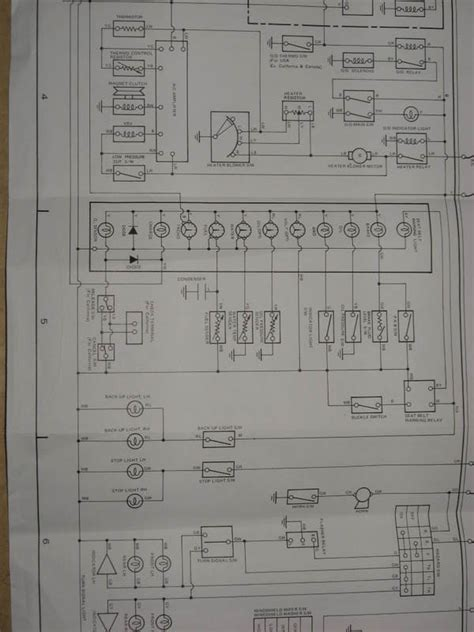 Toyota Truck Wiring Diagram Yotatech Forums