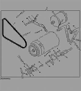 Air Conditioning Compressor Conversion Kit  Delco To Denso   02b16
