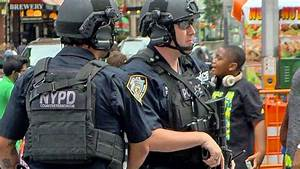 Security Increased After New York City Bombing Video - ABC ...