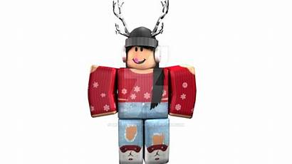 Roblox Character Characters Holiday Child Xmas Children