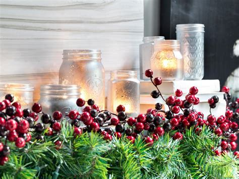 country christmas decorations hgtv