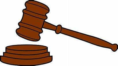 Clipart Judge Transparent Court Supreme Hammer Gavel