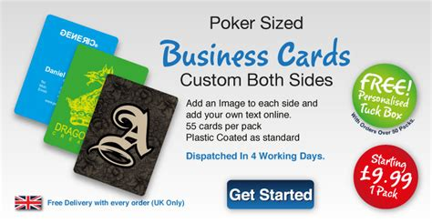 Personalised Playing Cards From £8.99 With Free Uk Delivery Business Need Images Rounded Corner Card Size Mockup Hand Free Download Icons Inches With Bleed Normal In Pixels Envelope