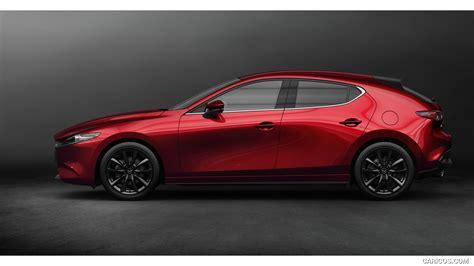 Mazda 3 Hatchback Wallpaper by 2019 Mazda3 Hatchback Side Hd Wallpaper 25
