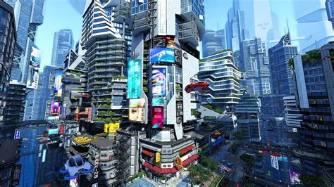 futuristic city wallpapers top  futuristic city