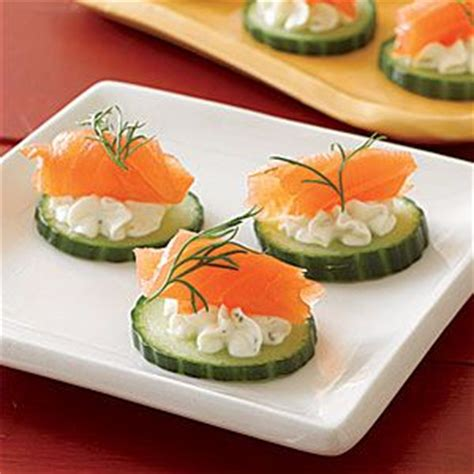 cheap easy canapes northwest salmon canapés recipe smoked salmon salmon