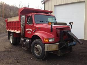 2000 International Dump Truck Online Government Auctions