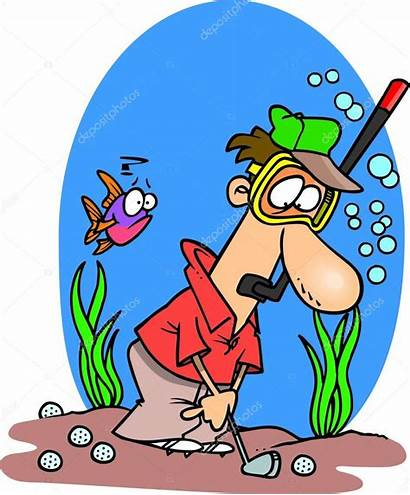 Water Hazard Clipart Golf Cartoon Clipground