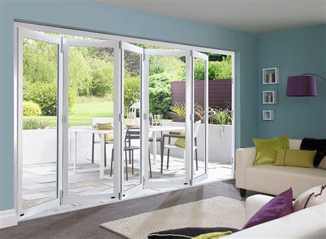 white bifold doors master range white grey external bifolding doors 187 vufold