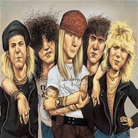 382 Best Caricatures  Rock Bands Images On Pinterest