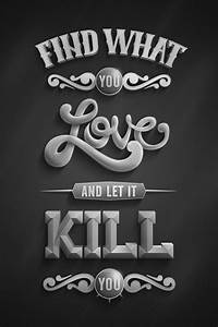30 Creative Examples of Typography Posters Design | The ...