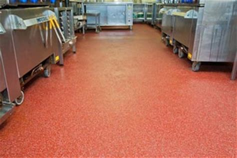 Commercial Epoxy Flooring Healthy, Nonslip Commercial