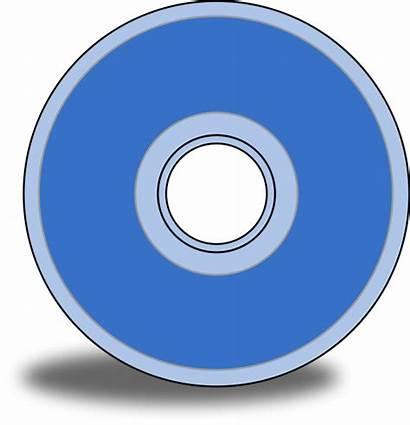 Cd Icon Clipart Clip Disc Vector Cliparts