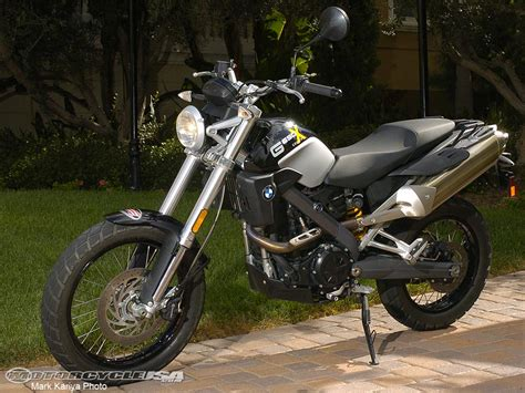 2007 Bmw G650 Xcountry Comparison  Motorcycle Usa