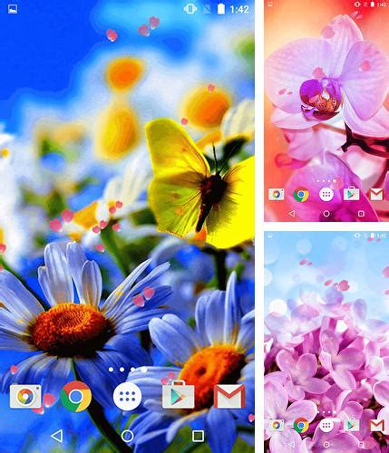 Live Animated Wallpaper For Android Mobile - flower wallpapers for android mobile impremedia net