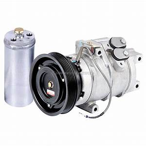Honda Ac Compressor Parts From Car Parts Warehouse