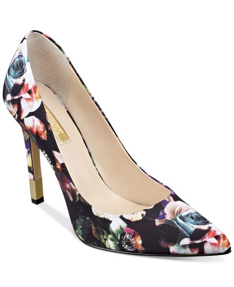 e9ffaa492f9 jimmy choo lace pumps red florals - Ecosia