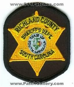 South Carolina - Richland County Sheriff's Department ...