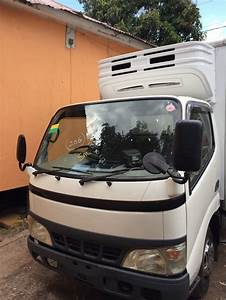 2004 Toyota Hino Dutro Refrigerated Truck For Sale In