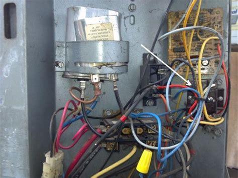 heat pump defrost board wiring question doityourself