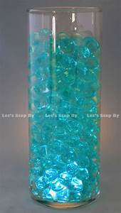 100g water bead turquoise wedding supplies floral vase With turquoise wedding centerpiece ideas