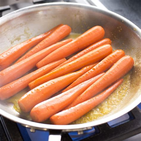 cooking carrots slow cooked whole carrots america s test kitchen