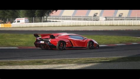 lamborghini veneno assetto corsa gameplay youtube