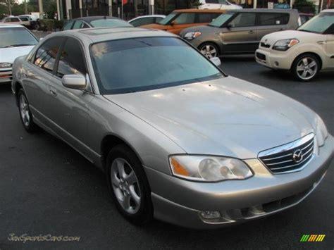 2002 Mazda Millenia Engine by 2002 Mazda Millenia Premium In Platinum Silver Metallic