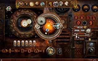 Steampunk Desktop Theme Windows 7