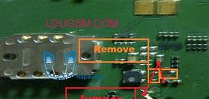 Samsung Galaxy J5 Lcd Display Light Ic Solution Jumper