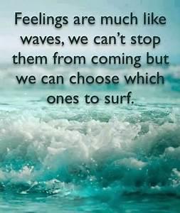 Feelings Are Li... Endless Feelings Quotes
