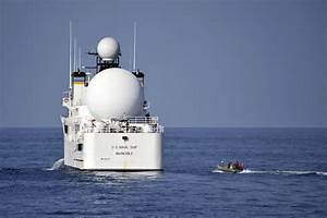 The U.S. Air Force Has a Spy Ship — Yes, Ship — in the ...