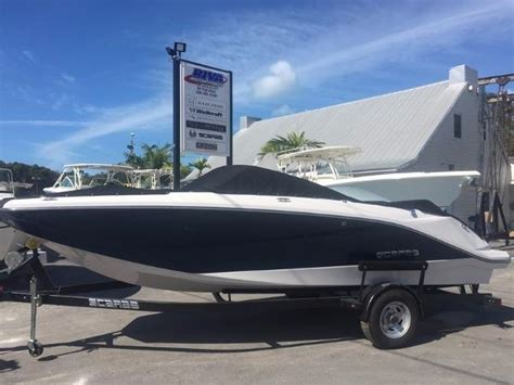 Scarab Boats 215 Review by Scarab 215 Blast On A Jet Boat Boats