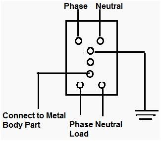 Earth Leakage Circuit Breaker Wiring Diagram by Earth Leakage Circuit Breakers