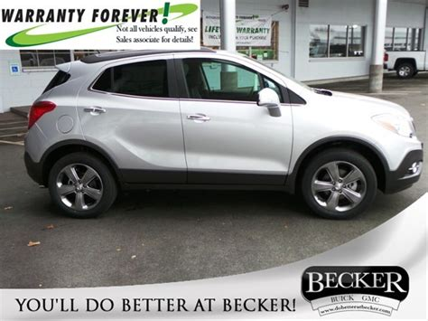 Becker Buick Used Cars by Announcement We Are Spokane S Buick Encore Central