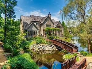 Interior And Exterior Country House Pictures - 33 Examples