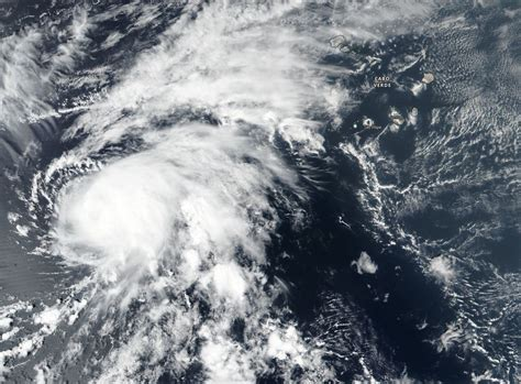 Tropical storm beta was a tropical cyclone that brought heavy rainfall, flooding, and severe weather to the southeastern united states in september 2020. NASA finds wind shear weakening Tropical Storm Nadine
