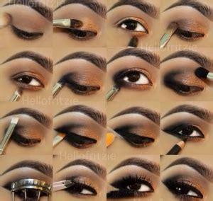 Особенности смоки айс для глаз разной формы