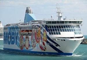 Fähre Von Livorno Nach Olbia : moby lines moby aki f hre bewertung und schiffsf hrer ~ Markanthonyermac.com Haus und Dekorationen