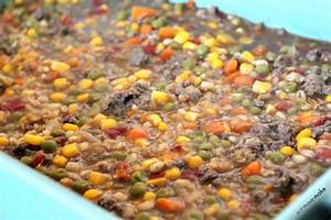 Beef and Lentil Shepherd's Pie Recipe | Nutritious Comfort ...