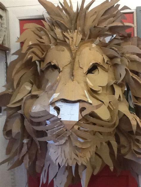 image result  lifesize lion puppet lion mask