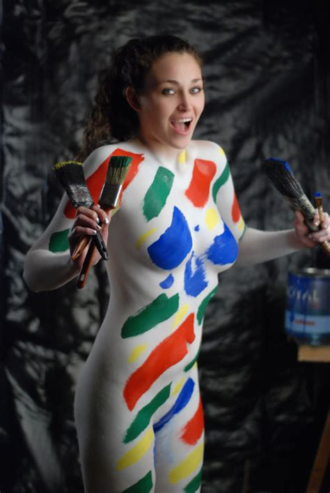 hollywood bodypainting body painter north hollywood