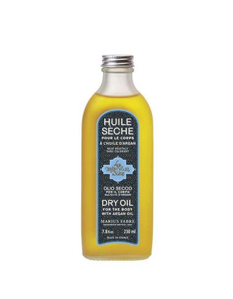 le a l huile huile s 232 che pour le corps 224 l huile d argan savonnerie marius fabre